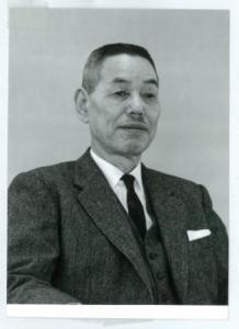 Daikin_1924_Founder Akira Yamada 1_tcm683-327609