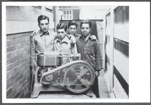Daikin_1934_First refrigerator proto_tcm683-327582