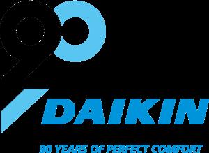 Daikin_90aastat_logo