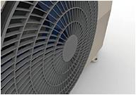 Mide Blanc inverter konditsioneeri õhu väljalaskeava